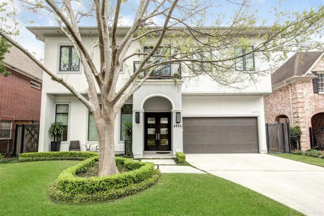 4032 Arnold, West University Place, TX 77005 (MLS #13673684) :: Giorgi Real Estate Group