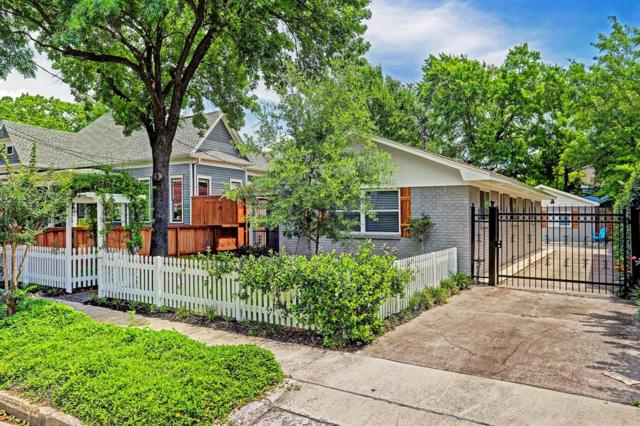 3314 Morrison Street, Houston, TX 77009 (MLS #13681046) :: Texas Home Shop Realty