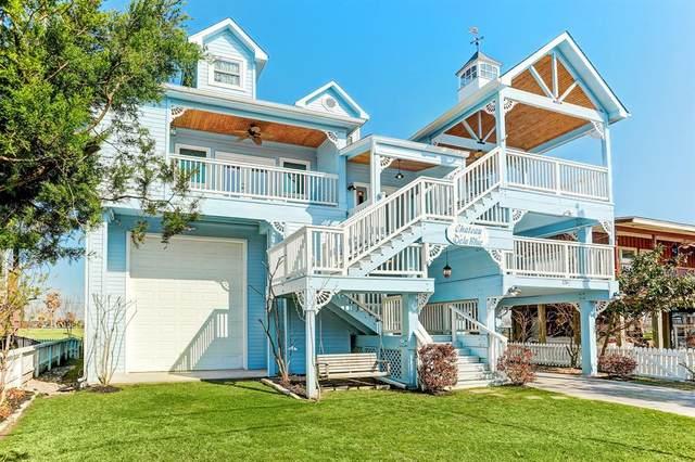 126 E Shore Drive, Clear Lake Shores, TX 77565 (MLS #13693645) :: The Freund Group