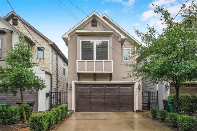 5337 Kansas Street C, Houston, TX 77007 (MLS #13711768) :: Giorgi Real Estate Group