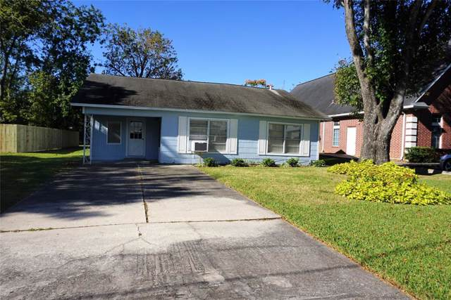 106 Hubert Street, Webster, TX 77598 (MLS #13714639) :: The Bly Team