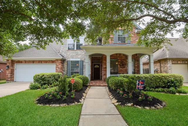 3718 Sunset Manor Lane, Katy, TX 77450 (MLS #13716953) :: The Heyl Group at Keller Williams