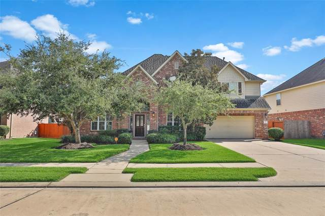 3406 Walden Creek Lane, Pearland, TX 77581 (MLS #13721737) :: Christy Buck Team