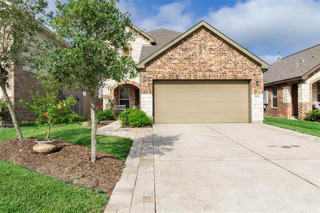 6878 Dogwood Cliff Lane, Dickinson, TX 77539 (MLS #13724135) :: The Freund Group