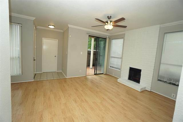 1881 Bering Drive #69, Houston, TX 77057 (MLS #13731955) :: Green Residential