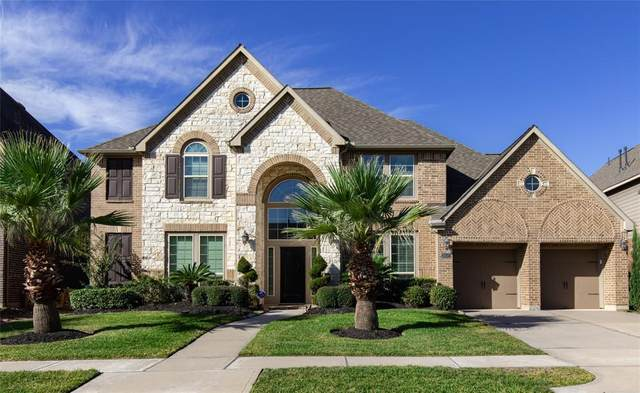 2414 Copper Sky Drive, Pearland, TX 77584 (MLS #13734911) :: The Freund Group
