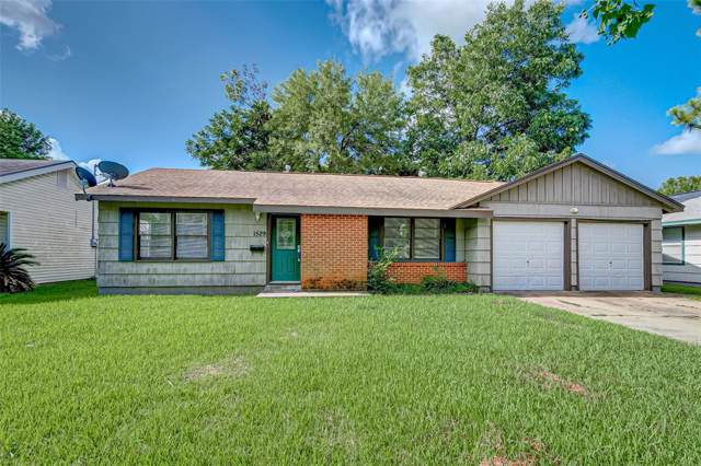 1529 15th Avenue N, Texas City, TX 77590 (MLS #13738157) :: The Queen Team