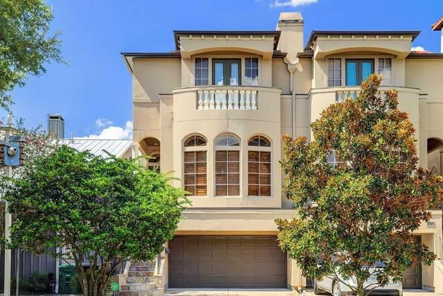 6415 Rodrigo Street A, Houston, TX 77007 (MLS #13741067) :: My BCS Home Real Estate Group