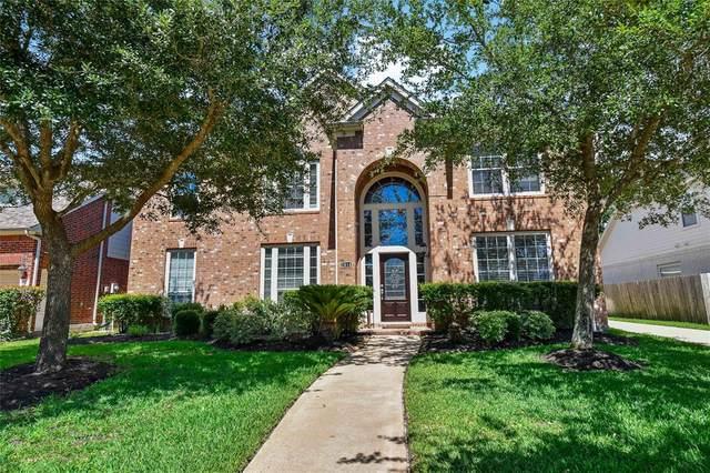 2614 Cezanne Circle, Missouri City, TX 77459 (MLS #13769515) :: The Heyl Group at Keller Williams