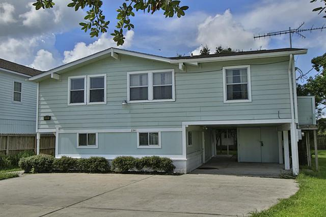 2341 Avenue N, San Leon, TX 77539 (MLS #1377934) :: Texas Home Shop Realty