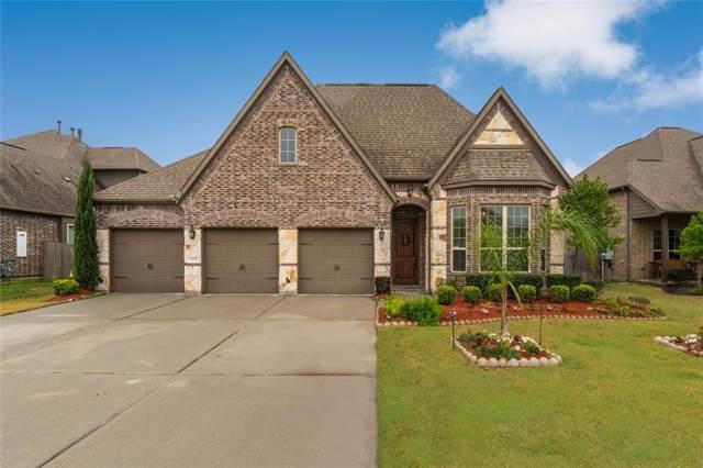 1324 Elkins Hollow Lane, League City, TX 77573 (MLS #13794283) :: The Bly Team