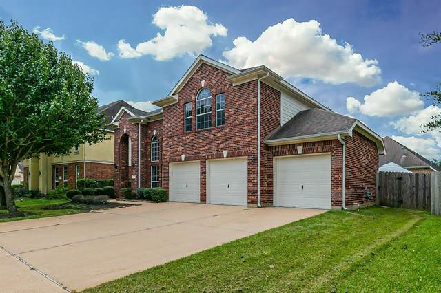 3102 Birch Landing Court, Pearland, TX 77584 (MLS #13802661) :: The Home Branch