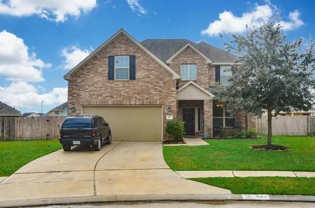 427 Iris Rose Ct Court, Richmond, TX 77469 (MLS #13803178) :: The SOLD by George Team