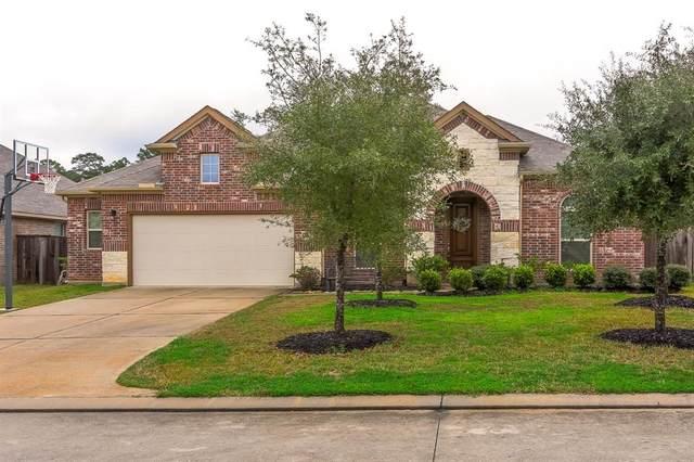 2715 Lisbon Meadows Drive, Conroe, TX 77304 (MLS #13805553) :: The Home Branch