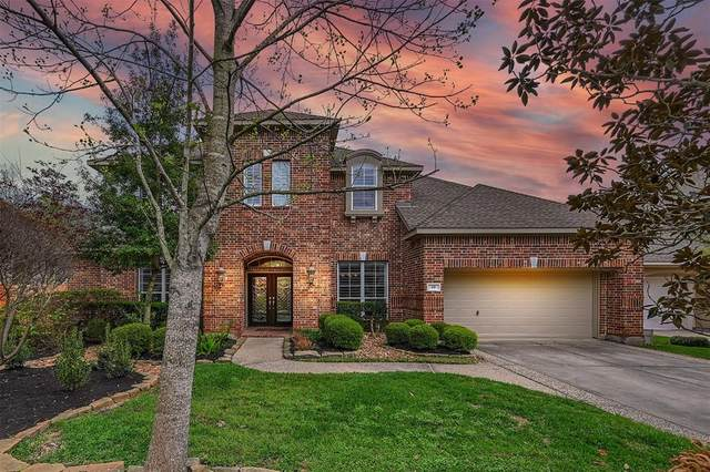 10 English Heather Place, The Woodlands, TX 77382 (MLS #13816667) :: The Queen Team