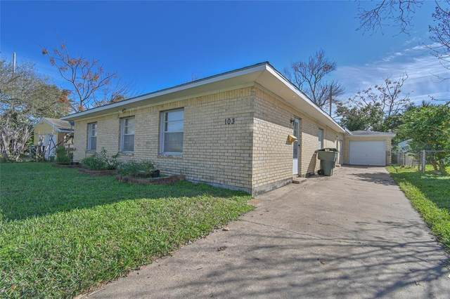 103 Tarpon Avenue, Galveston, TX 77550 (MLS #13820862) :: The Jennifer Wauhob Team