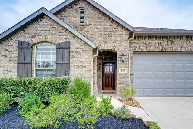 20807 Rushing Branch Drive, Spring, TX 77379 (MLS #13825775) :: The SOLD by George Team