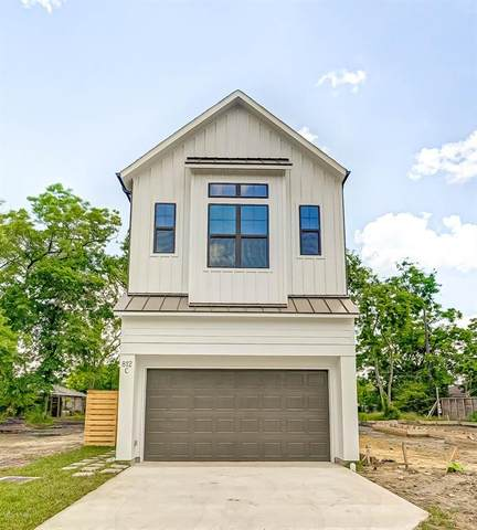 812 E 37th B, Houston, TX 77022 (MLS #13828318) :: The SOLD by George Team