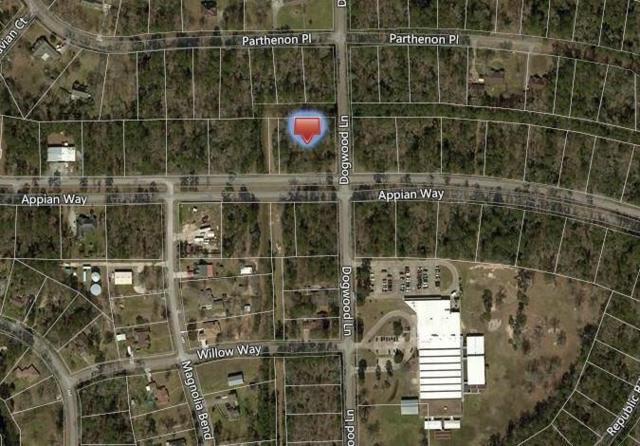 Lot R-1 Appian Way, Roman Forest, TX 77357 (MLS #13828969) :: Caskey Realty