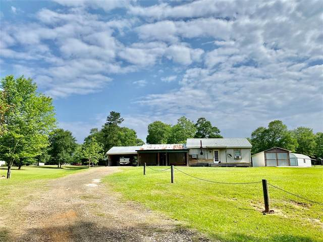 346 Cr 2770, Woodville, TX 75979 (MLS #13834852) :: The SOLD by George Team