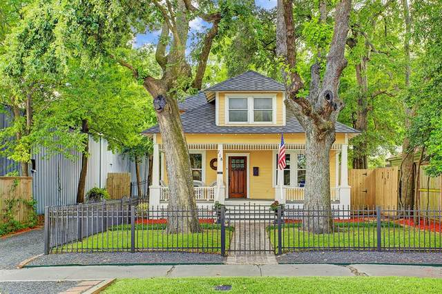 718 W 17th Street, Houston, TX 77008 (MLS #13849161) :: NewHomePrograms.com LLC
