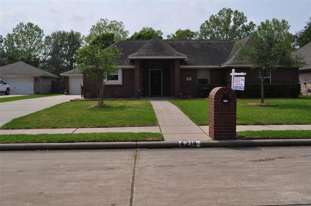 4214 Dover Ave, Santa Fe, TX 77510 (MLS #13863389) :: Ellison Real Estate Team