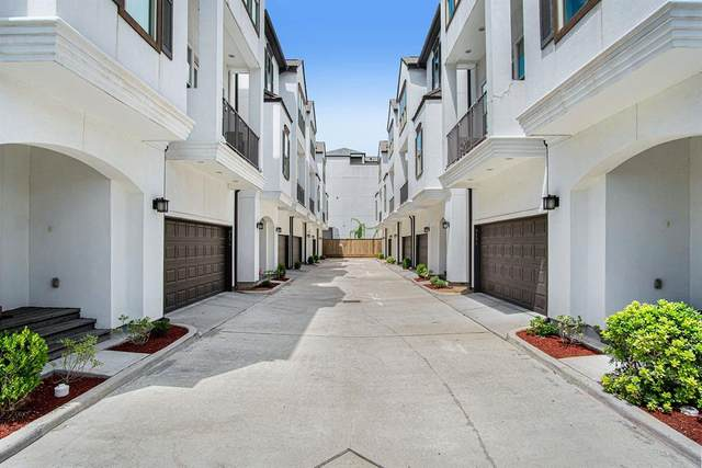 915 W 17TH STREET B, Houston, TX 77008 (MLS #13866772) :: All Cities USA Realty