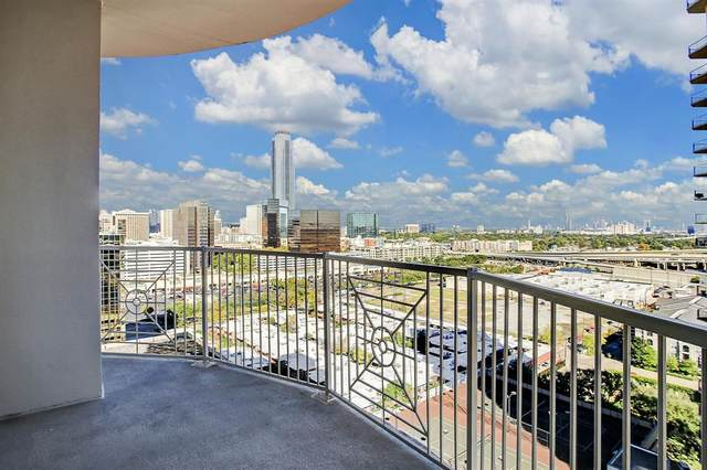 3505 Sage Road #1709, Houston, TX 77056 (MLS #13874295) :: Lerner Realty Solutions