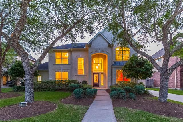 2709 Drywood Creek Drive, League City, TX 77573 (MLS #13878384) :: Rachel Lee Realtor