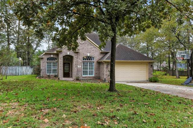 193 Park Way, Conroe, TX 77356 (MLS #13891213) :: My BCS Home Real Estate Group