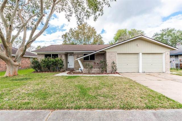 2404 Goodrich Street, Pearland, TX 77581 (MLS #13900821) :: The Bly Team