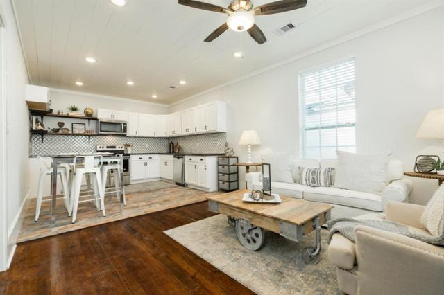 922 Avenue L, Galveston, TX 77550 (MLS #13905549) :: The Heyl Group at Keller Williams