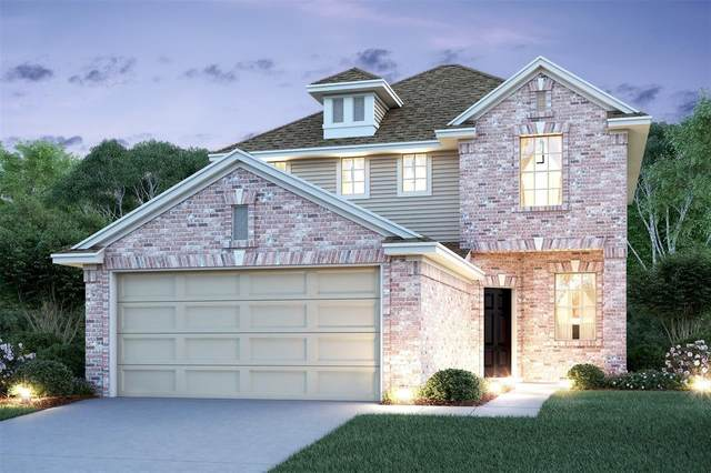 2803 Meandering Elm Trail, Houston, TX 77045 (MLS #13909609) :: The Property Guys
