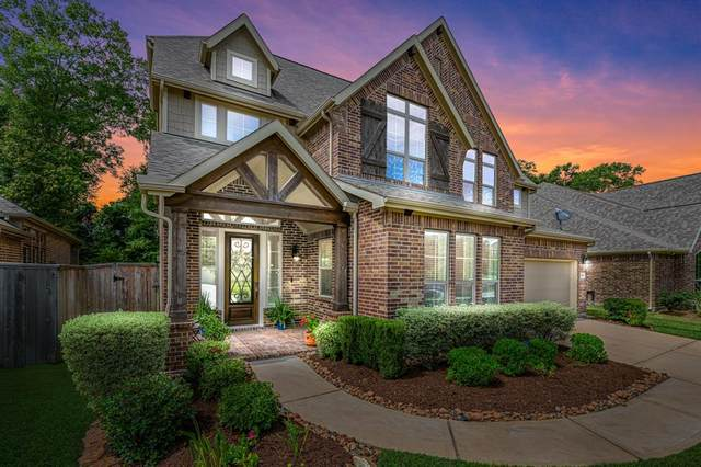 18418 Hounds Lake Drive, New Caney, TX 77357 (MLS #13916451) :: The Queen Team