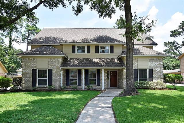 12810 Ivyforest Drive, Cypress, TX 77429 (MLS #13947389) :: The SOLD by George Team