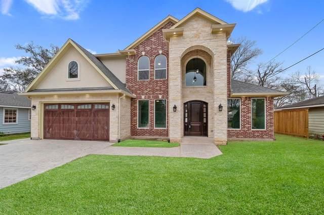 1422 Oak Tree Drive, Houston, TX 77055 (MLS #13957714) :: Guevara Backman