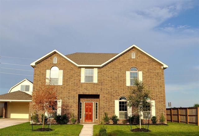 6519 Houston, Manvel, TX 77578 (MLS #13959413) :: The SOLD by George Team