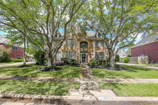 1805 Parkview Drive, Friendswood, TX 77546 (MLS #13968250) :: Texas Home Shop Realty