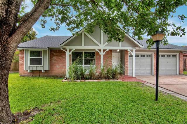9715 Kemp Forest Drive, Houston, TX 77080 (MLS #13968891) :: The SOLD by George Team