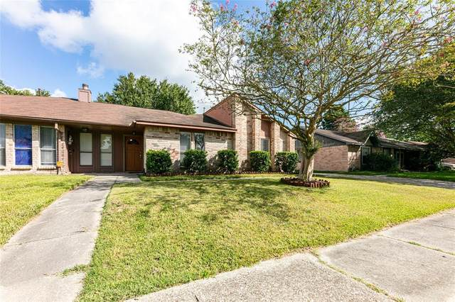 2307 Spring Dusk Lane, Spring, TX 77373 (MLS #13973081) :: The Sansone Group