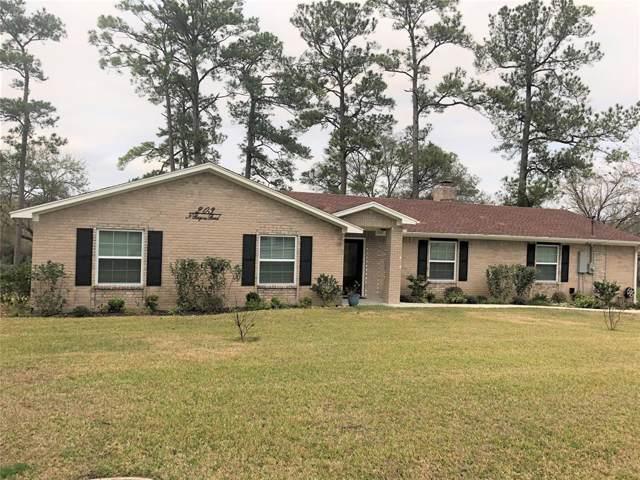203 N Bayou Bend Drive, Baytown, TX 77521 (MLS #13976751) :: Ellison Real Estate Team