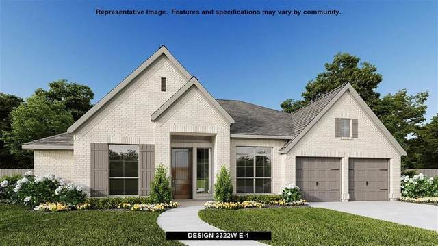 23639 Maplewood Ridge Drive, New Caney, TX 77357 (MLS #13977258) :: The Bly Team