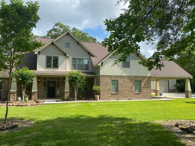 70 County Road 6322, Dayton, TX 77535 (MLS #13981853) :: NewHomePrograms.com