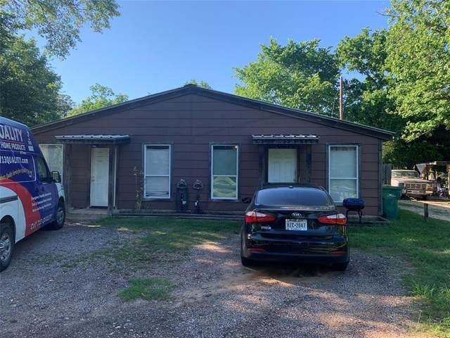 705 Edgar Street, Conroe, TX 77301 (MLS #13989667) :: Caskey Realty