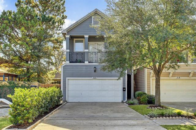 320 E 25th Street, Houston, TX 77008 (MLS #13999318) :: The Kevin Allen Jones Home Team