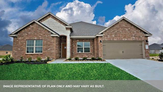6316 Woodbend Drive, League City, TX 77573 (MLS #14005118) :: The Sansone Group