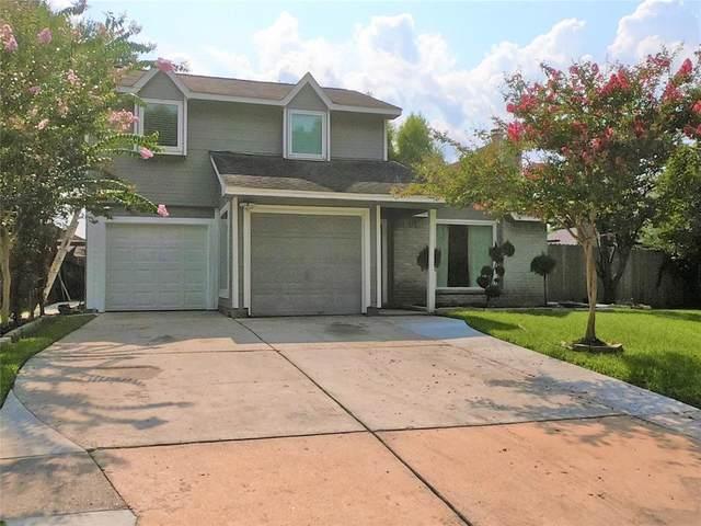 19915 Faye Oaks Drive, Humble, TX 77346 (#14010328) :: ORO Realty