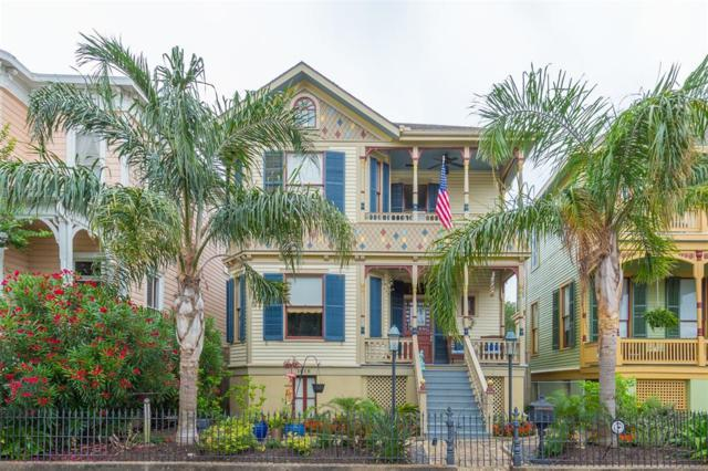 1815 Ball Street, Galveston, TX 77550 (MLS #14018774) :: The Heyl Group at Keller Williams