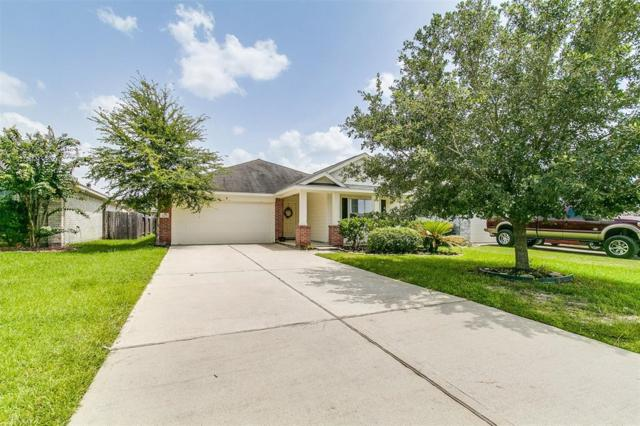 8231 Hardy Elm Street, Spring, TX 77379 (MLS #14027576) :: King Realty