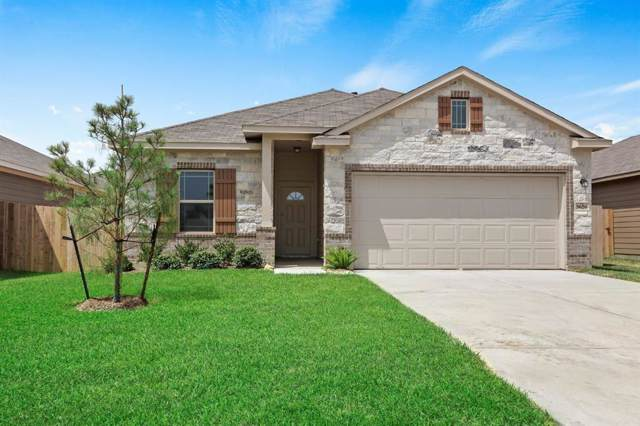 15719 Ty Cobb Court, Splendora, TX 77372 (MLS #14033339) :: Caskey Realty